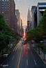 Beat that West Coasters - Manhattanhenge 2012 by Yogi.Arora