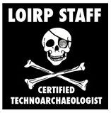 LOIRP pirate logo