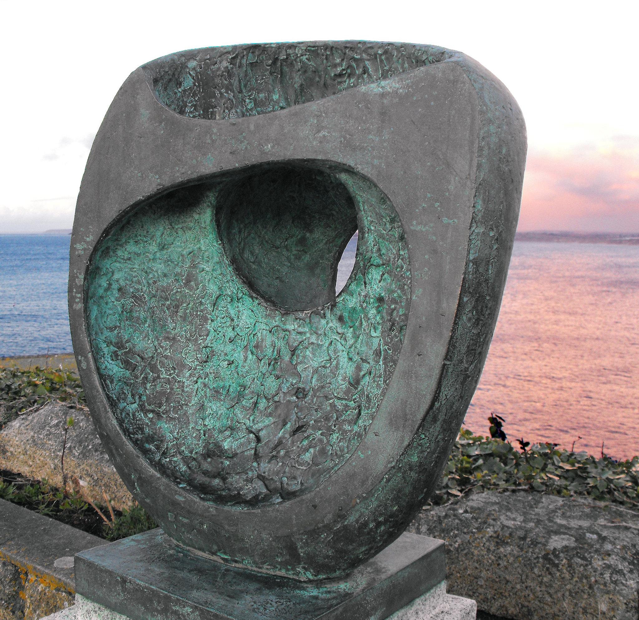 Hepworth Sculpture