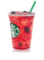 Starbucks Refreshers drink