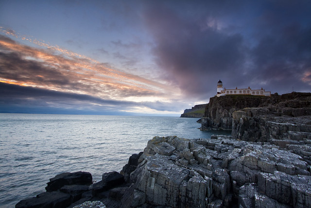 Neist Point Lighthouse, Isle of Skye [Explored]