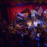 Mon, 16/07/2012 - 9:00pm - July 16, 2012 - The Chicago band rocks the Rockwood for an audience of WFUV Marquee Members. Hosted by Alisa Ali. Photo by Laura Fedele
