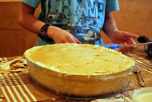Pie - Egg Wash