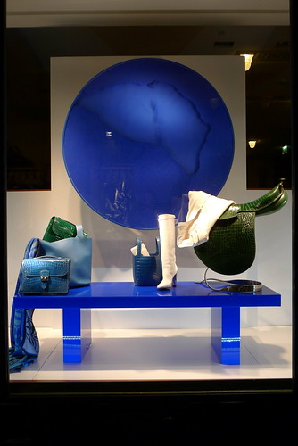 Vitrines Hermès - Paris, juin 2012