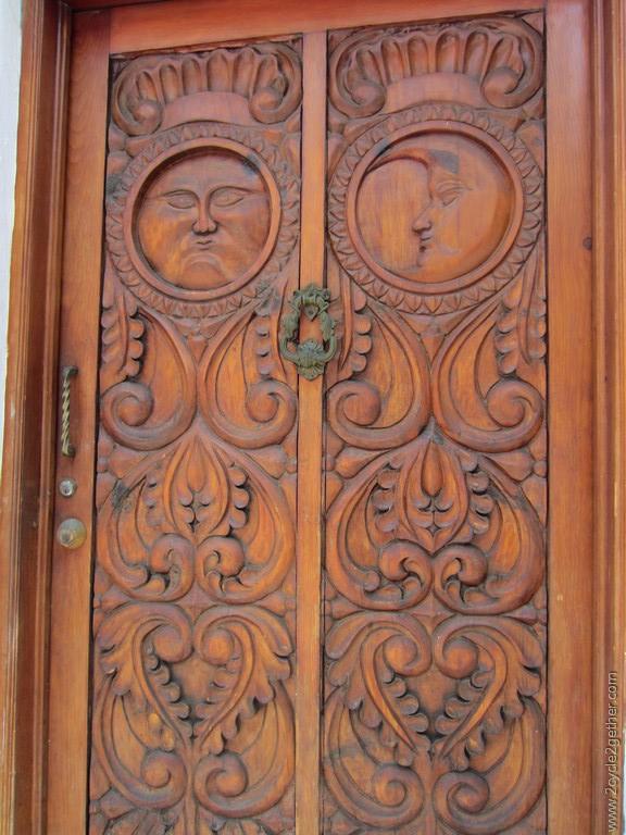 Door, Mazatlan