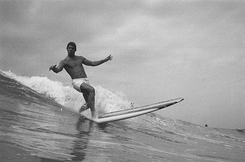 LeRoy Grannis, Henry Ford, 22nd Street, Hermosa Beach, 1963