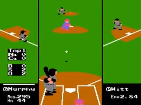 Dale Murphy in R.B.I. Baseball