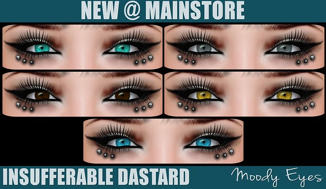 Insufferable Dastard - Moody Eyes