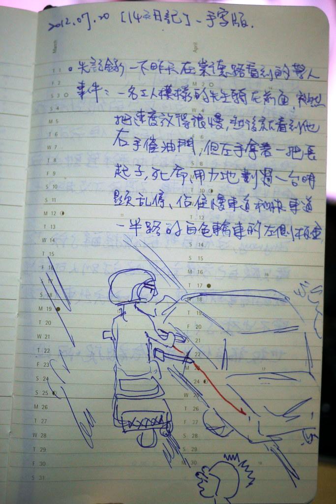 20120720日記