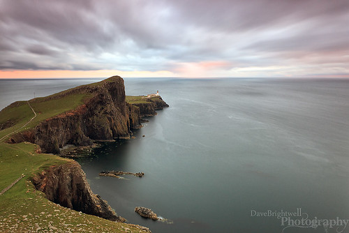 Overlooking Neist by Dave Brightwell