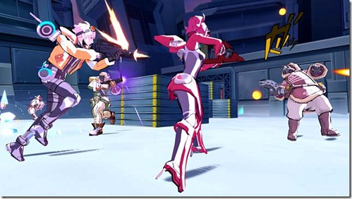 Capcom Unveils 8-Minutes of E.X. Troopers Gameplay