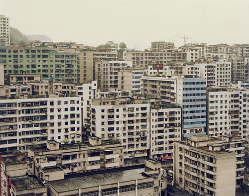 Nadav Kander, Wanzhou I, Chongqing Municipality