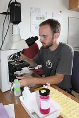 Undergraduate researcher at LSRI