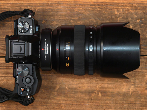 OLYMPUS OM-D E-M5 + Leica D Summilux 25mm/F1.4 ASPH.