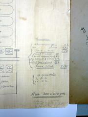 Detail: Plan of No 2 Gen. Hos. Camp.