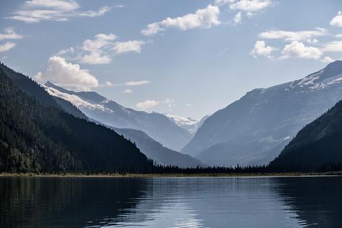 Blue River Mountains; copyright 2012: Georg Berg