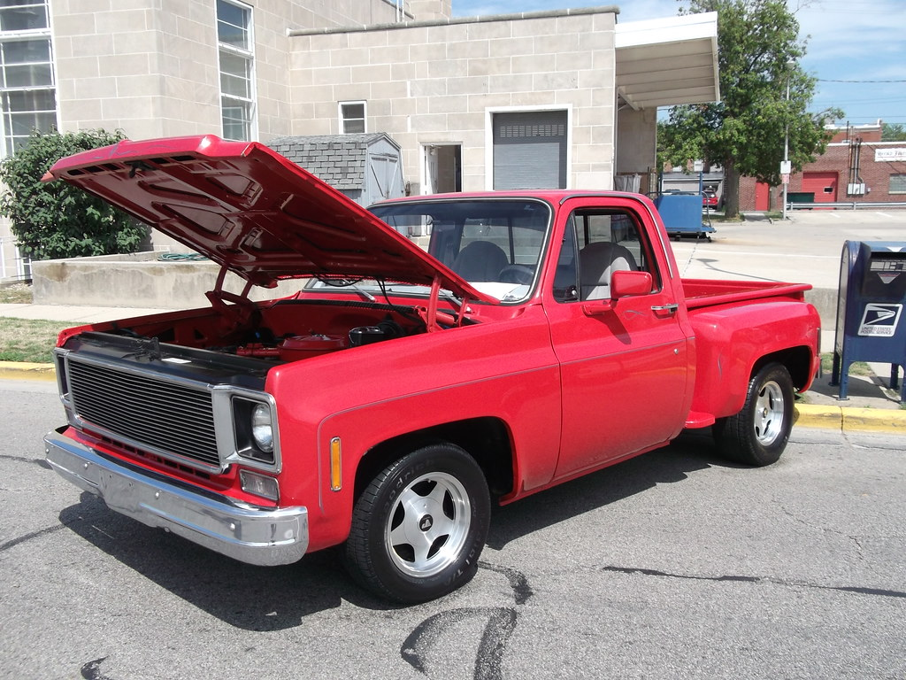1977 chevy c10 truck