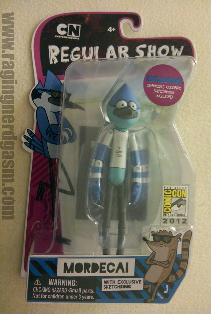 Regular Show_Comic Con 2012_02