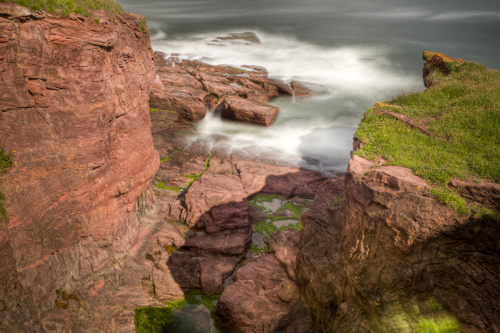 Arbroath Red Cliffs 2