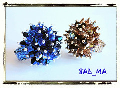 Anillos Porcospino by SAL_MA