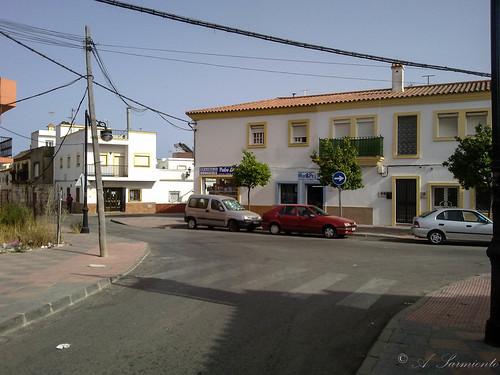 215/365+1 Cruce prolongacion Calvario con AVD. Don Juan Rodrigez. by Alfonso Sarmiento.