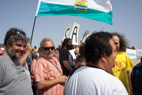 216/365+1 Barreños en la Manifestación Salvemos Valdevaquero. by Alfonso Sarmiento.