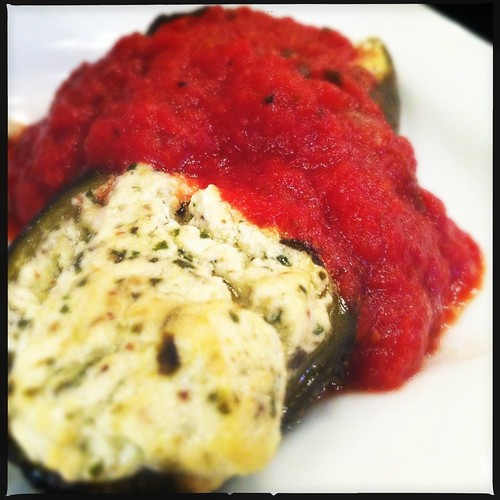 Stuffed pepper, Aldo's Pizza, Memphis, Tenn.