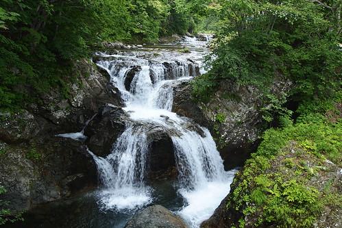 北海道 三階滝