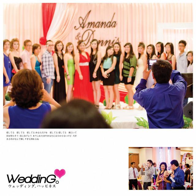 Amanda & Dennis Wedding Reception4