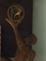 Kibbo Kift totem (1925-9)