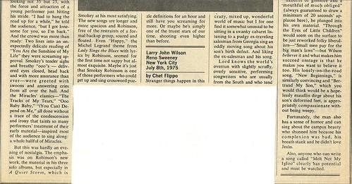 08/28/75 Rolling Stone Magazine (Smokey Robinson in NYC)(2/2)