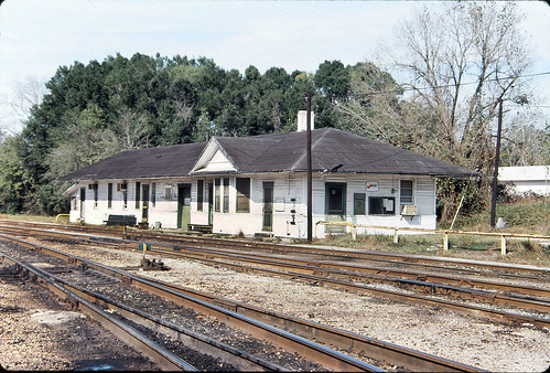 railroad depot acl scl sbd