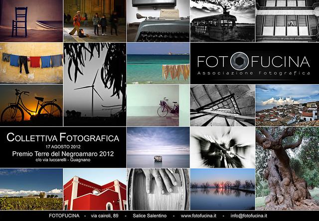 Collettiva Fotofucina - Terre del Negroamaro - Guagnano