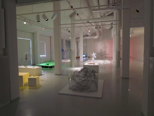 Jasper Zoova: Exhibition view
