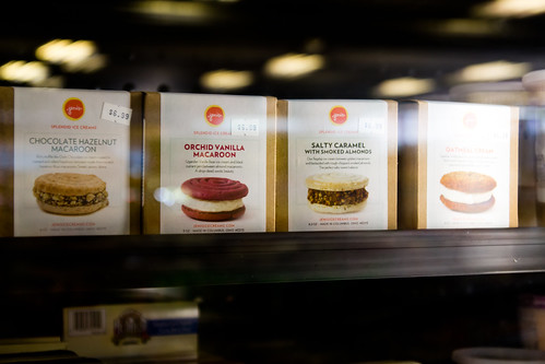 Jeni's Ice Cream Sandwiches at Marty's Market