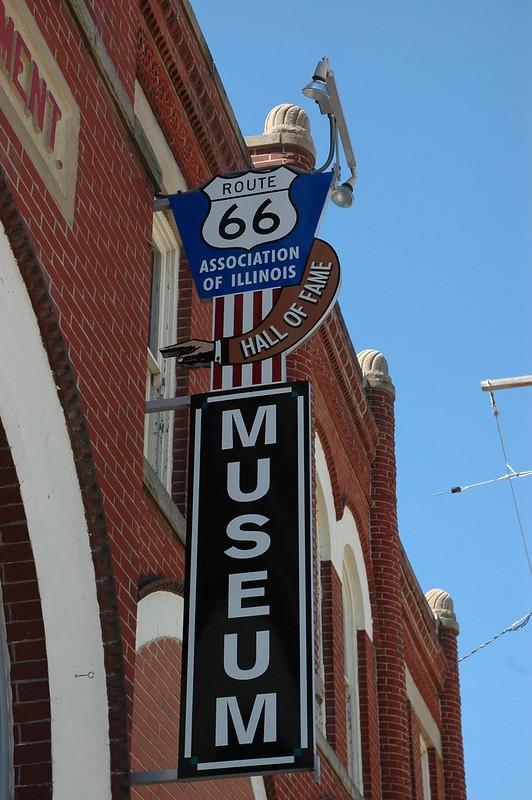 Illinois Route 66 Museum, Pontiac, IL