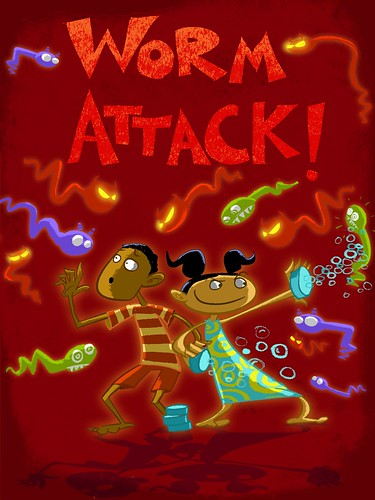 """Worm Attack!"" Game Addresses Major Health Issue"