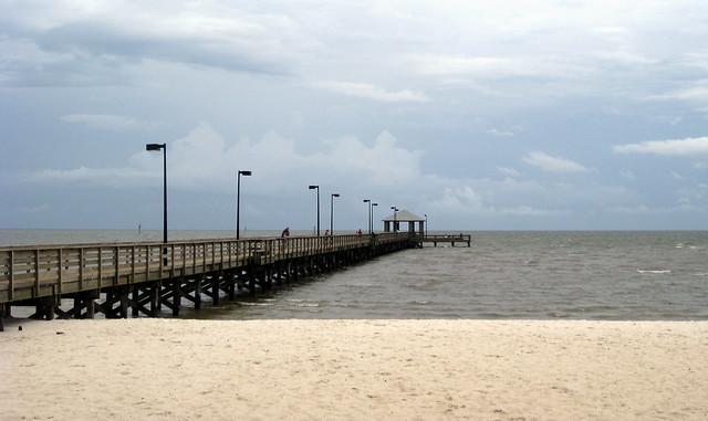 Biloxi Fishing Pier Flickr Photo Sharing