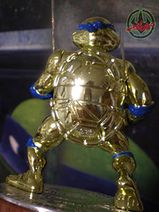 TEENAGE MUTANT NINJA TURTLES :: 5th ANNIVERSARY COLLECTOR TURTLE, #56,146 xii (( 1992 ))