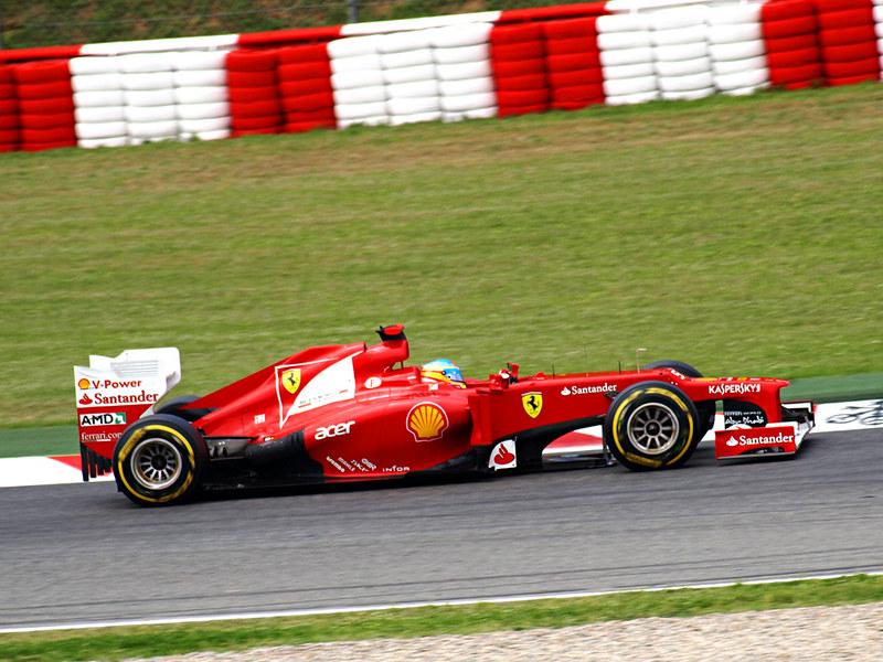 Fernando Alonso, Spanish Grand Prix, Circuit de Catlunya, Barcelona