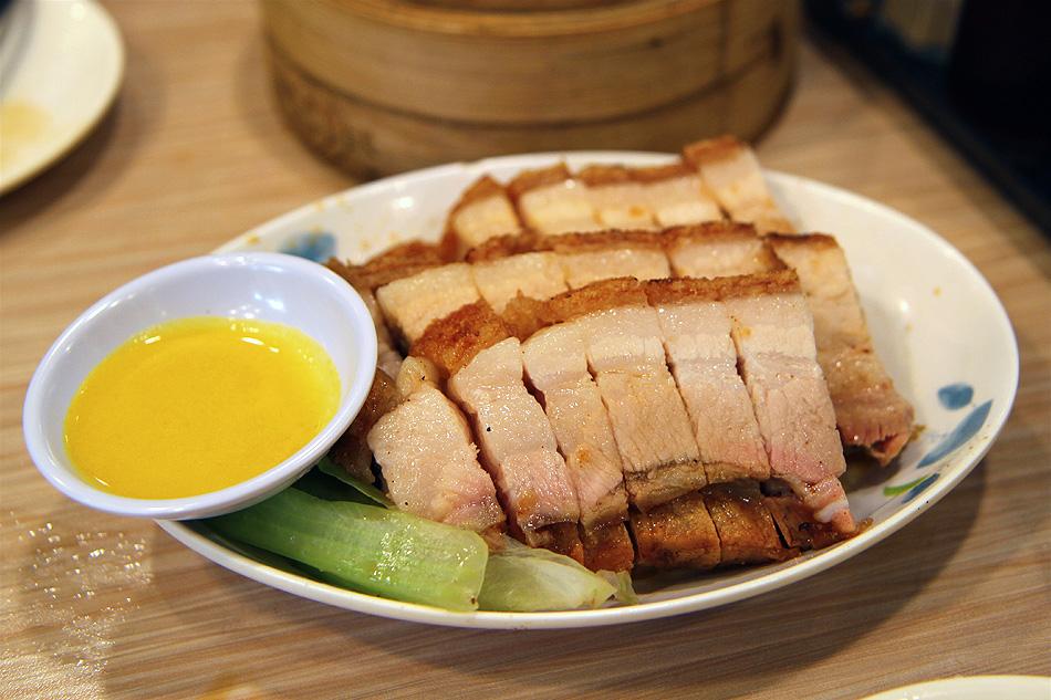 Hong Kong Siu Yuk 脆皮燒肉