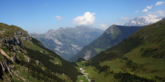 Hiking the Bernese Oberland