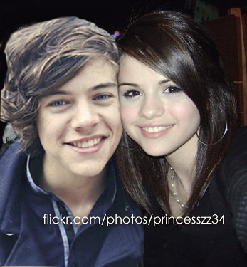 harry styles and selena gomez manip | you give me so many ...