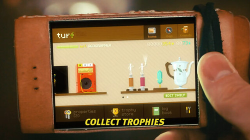 Turf - Collect Trophies
