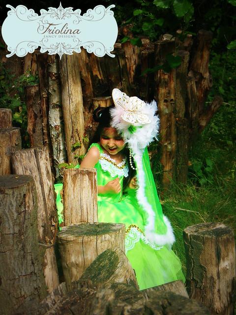 Woodland Fairy, Wood Nymph CostumeWood Nymph Tutu, Girls ...