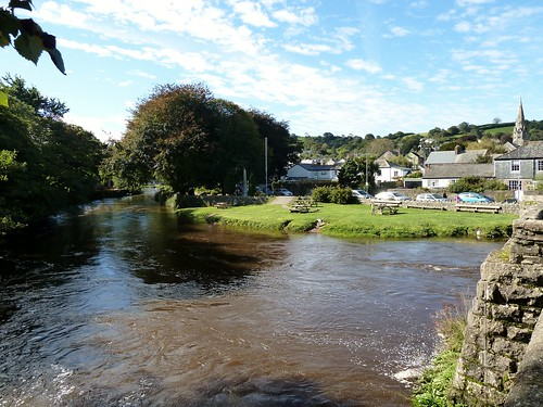 Lostwithiel and River Fowey, Cornwall