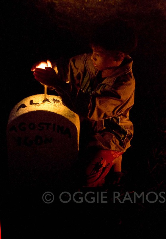 Sagada 2012 - Panag-Apoy Boy