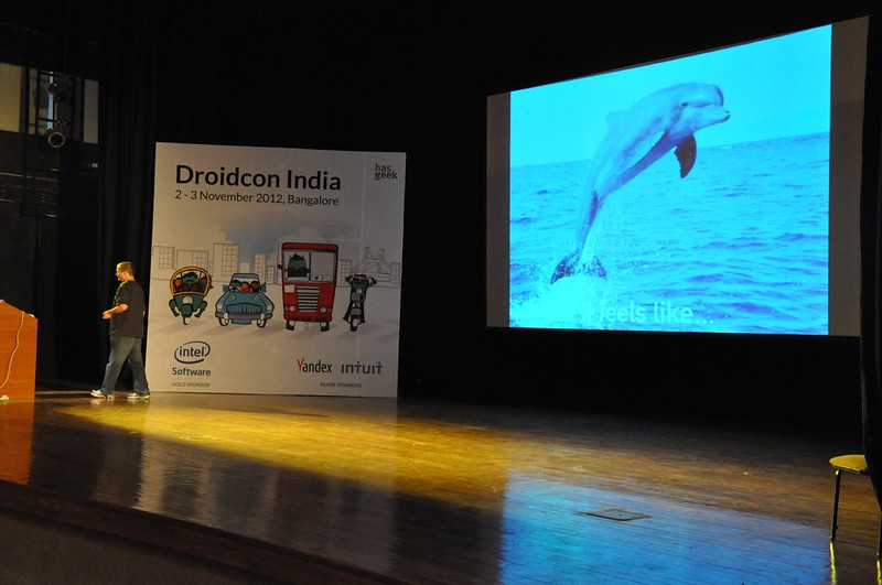 Droidcon India Day 2