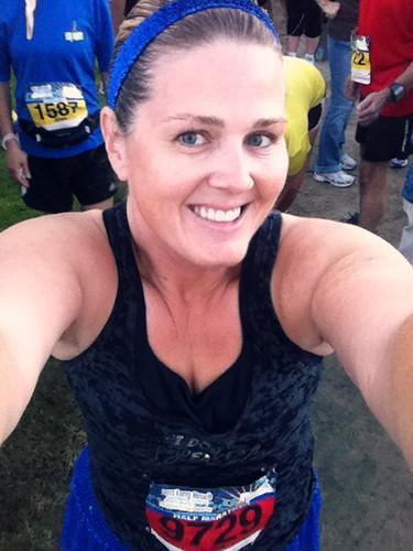 Pre-Long Beach Half Marathon 2012