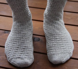 Escalator Socks
